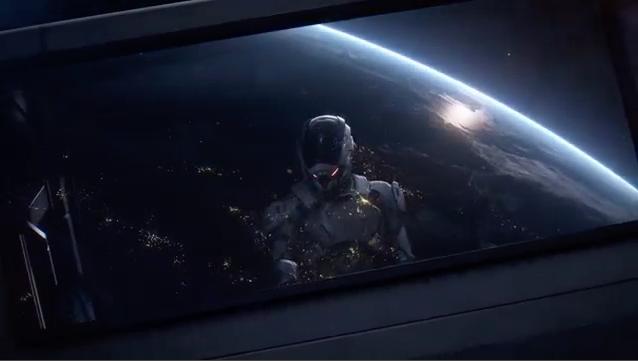 "Mass Effect trailer / Rag'n'Bone Man ""Human"""